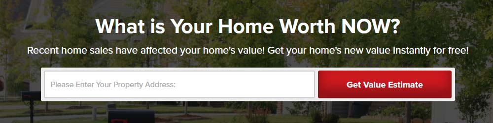 See your house value estimated instantly for free