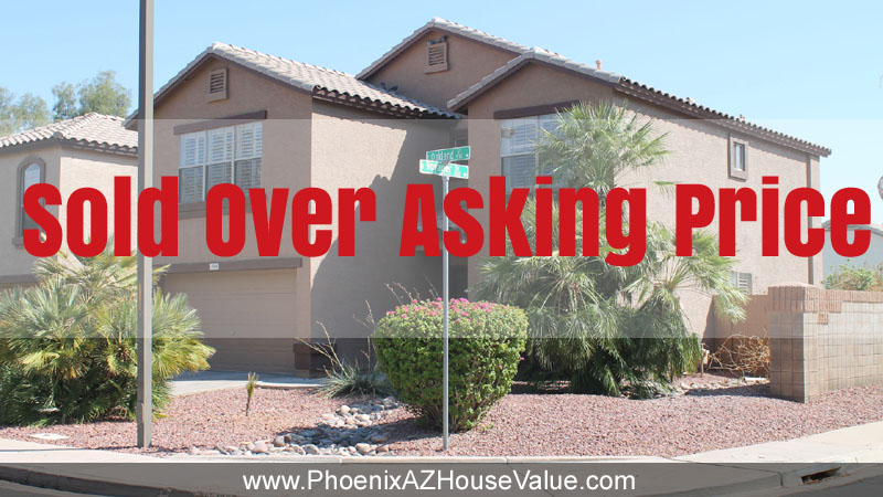 Swee Ng Sold 1759 E Oakland St, Gilbert AZ 85295 over asking price